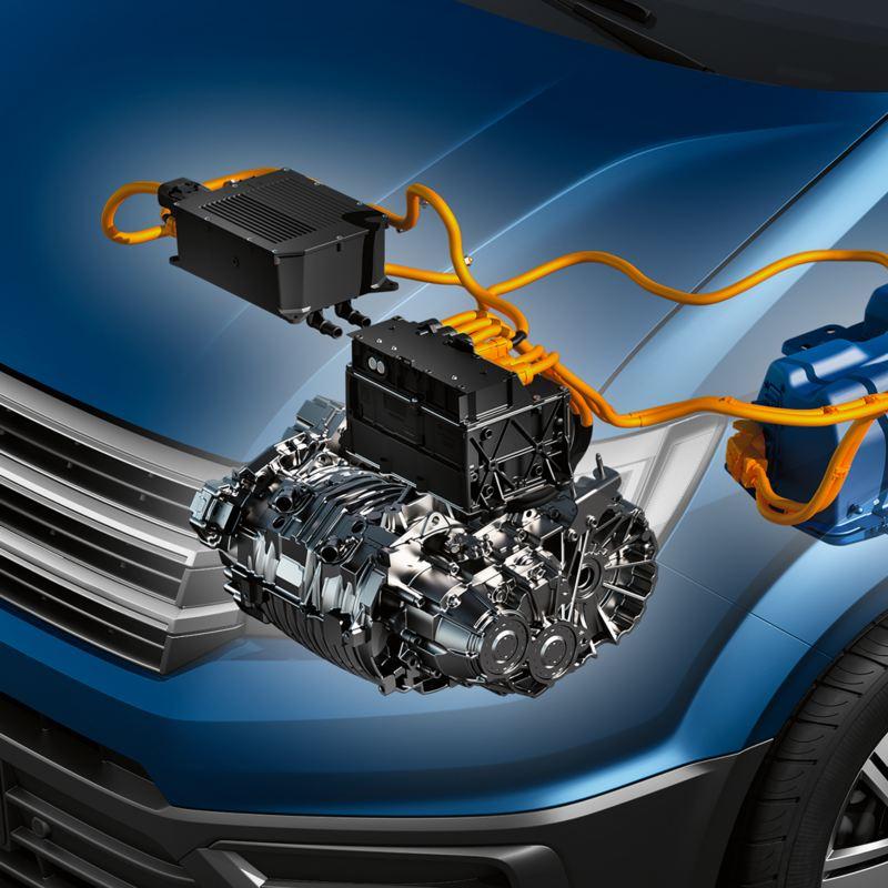 e-crafter motor electrico