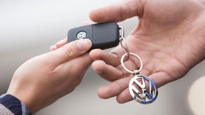 Das WeltAuto, usato di qualità garantito da Volkswagen Versicherung AG