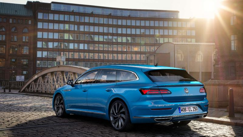 Volkswagen The Arteon Shooting Brake