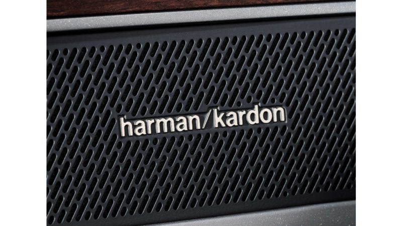 Volkswagen The Arteon Harman Kardon