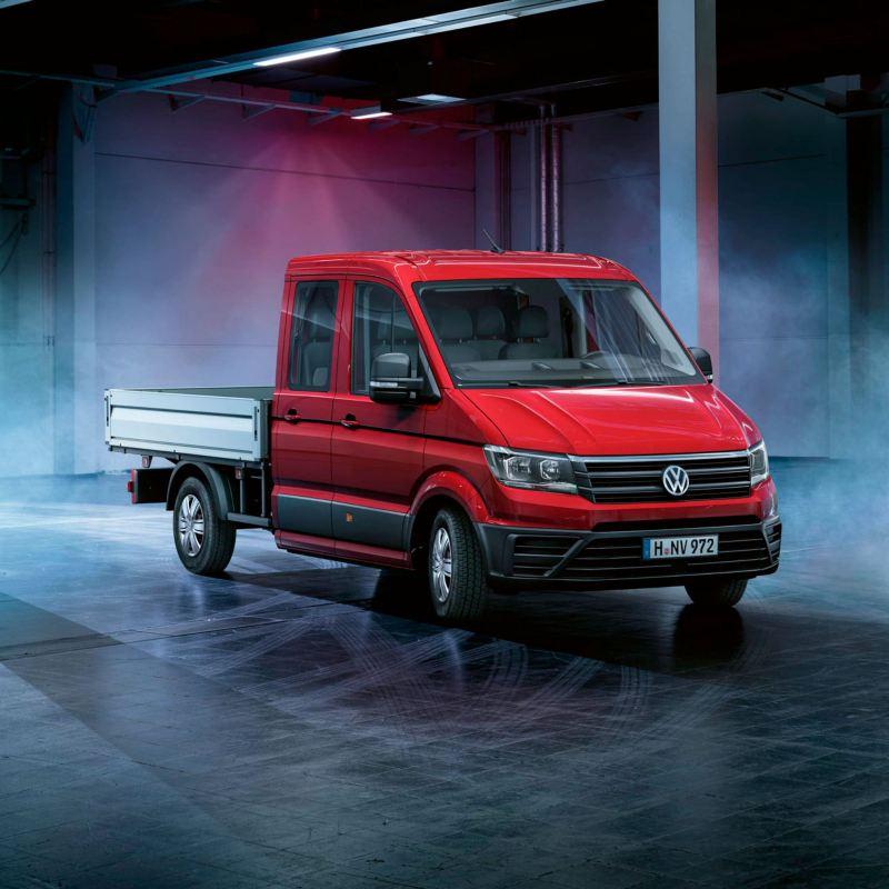 Volkswagen Crafter Chasis financiacion