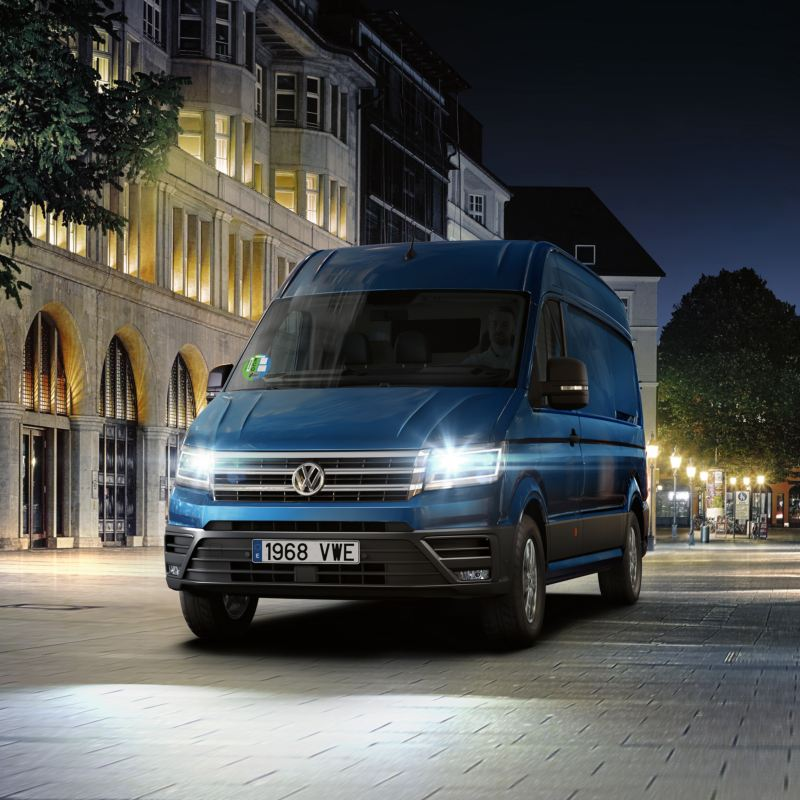 Volkswagen e-Crafter financiacion