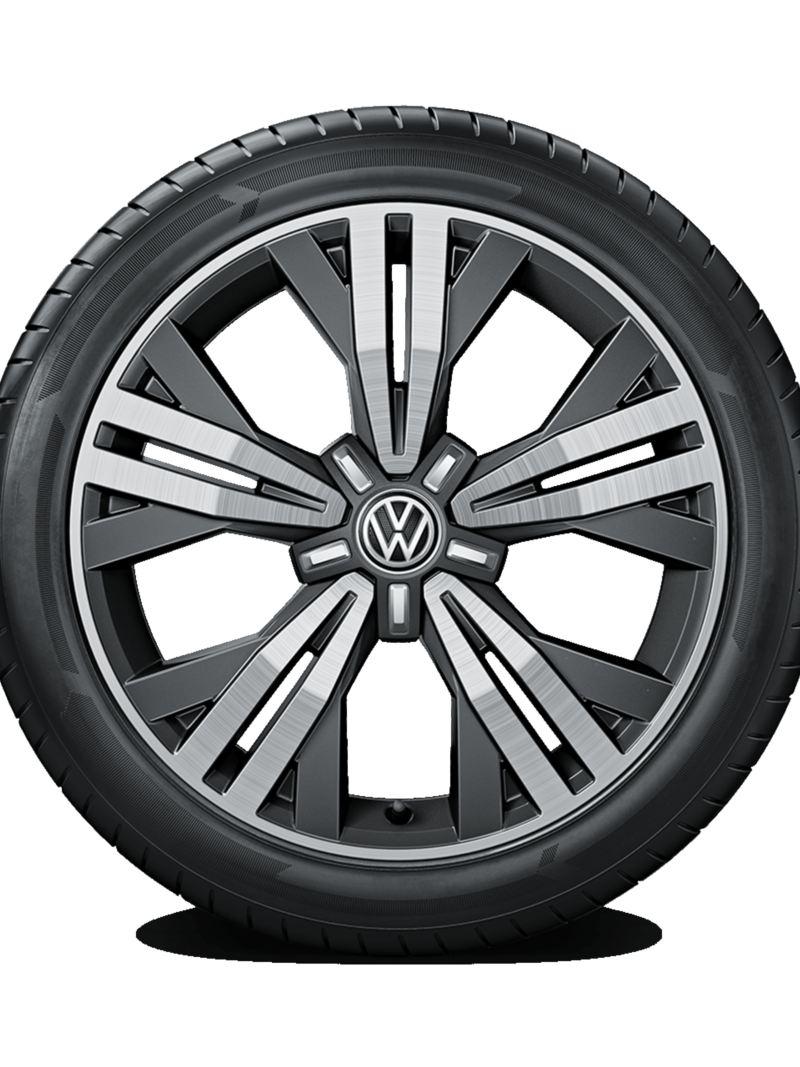 Jante en alliage léger 18» «Kalamata» pour la VW Golf Alltrack