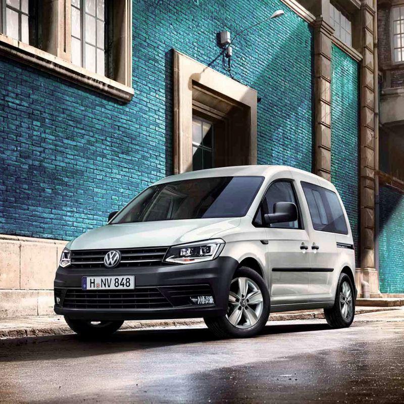 Volkswagen comerciales Caddy Kombi
