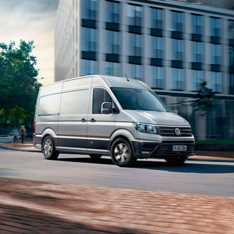 Volkswagen Crafter oferta