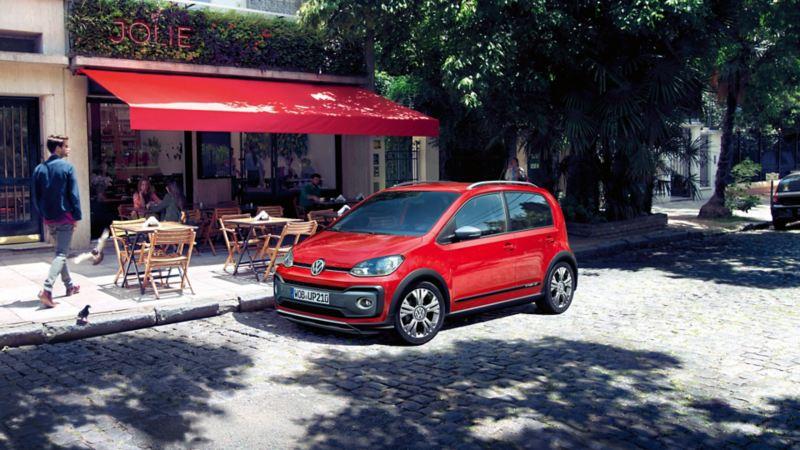 Mały samochód miejski? up! lub Polo