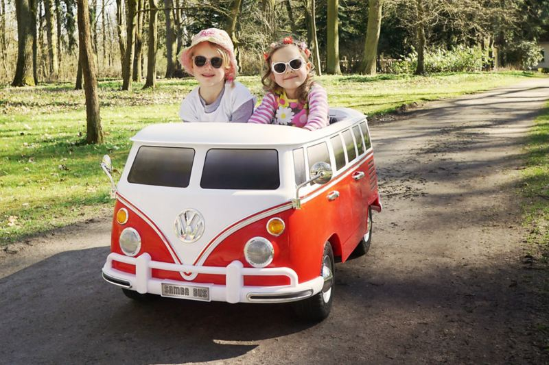 Furgone VW elettrico per bambini