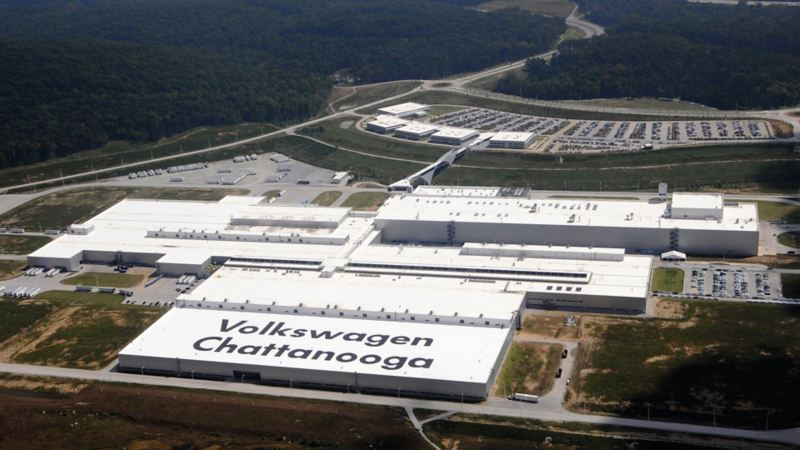 Zakład w Chattanooga