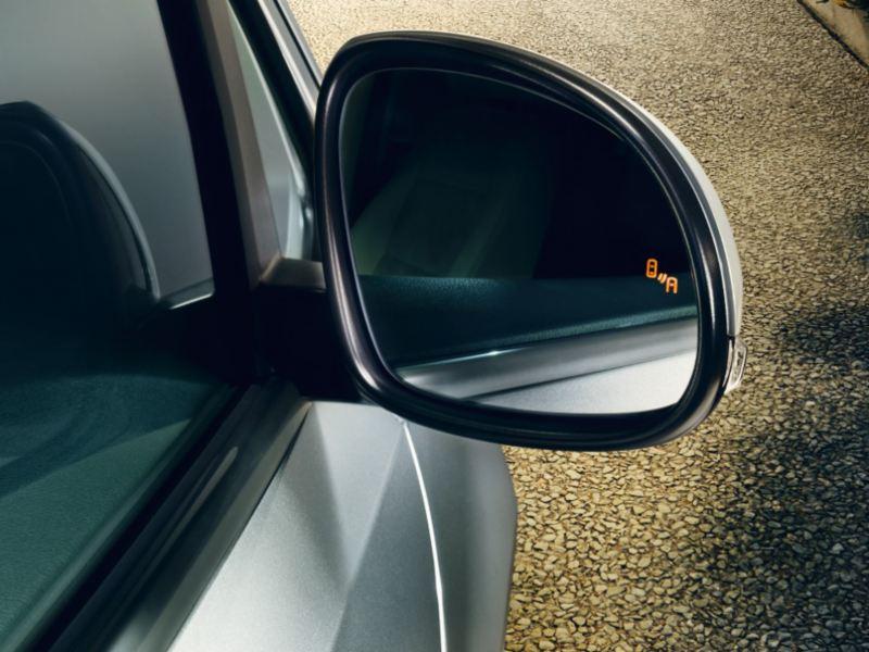 車側盲點警示系統