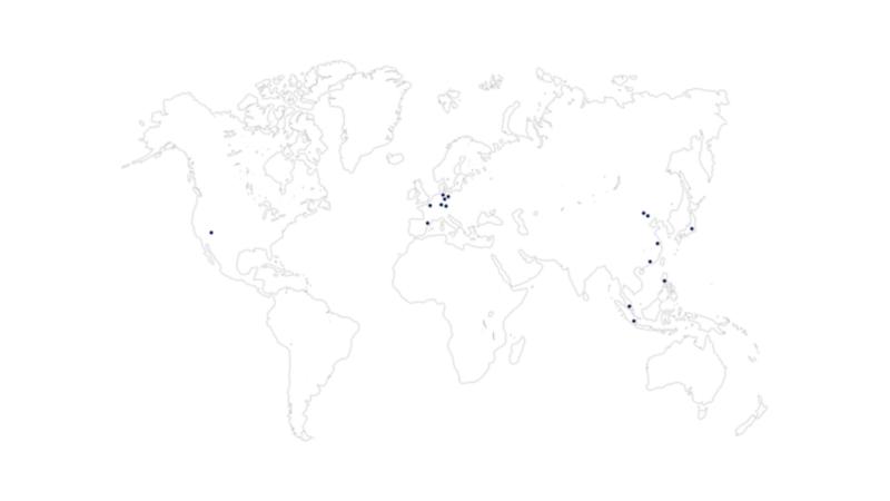 Digitalste Städte der Welt