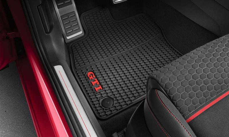 Tappetino in gomma Volkswagen GTI