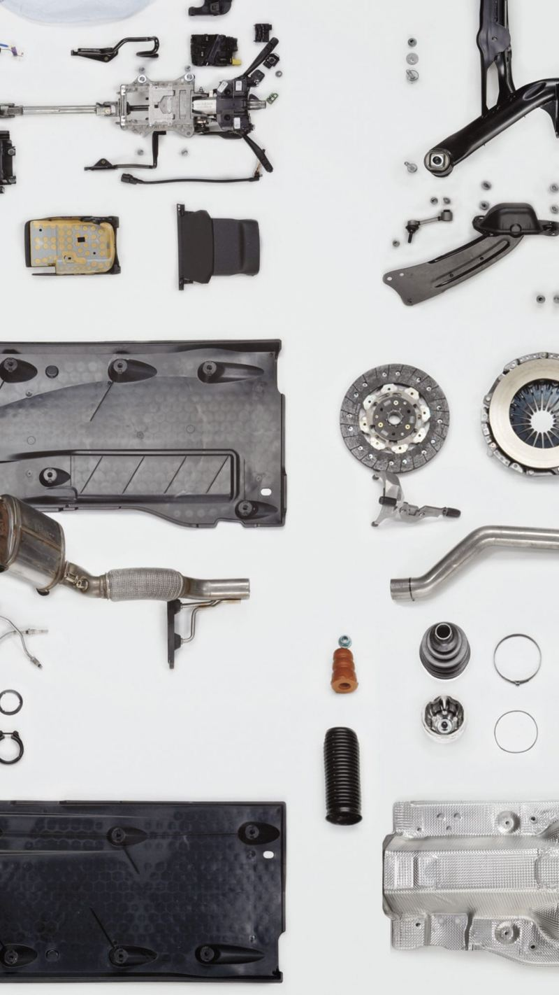 Ricambi Volkswagen Veicoli Commerciali.