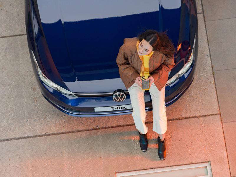 Volkswagenim Uygulaması Yol Yardım
