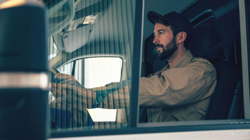 Volkswagen Comerciales Crafter Fresh Tecnología control por voz