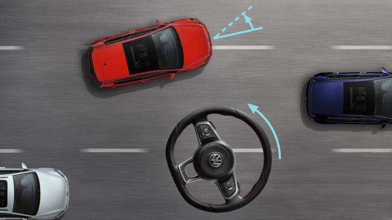 Volkswagen Golf GTI Conducción Bloqueo diferencial