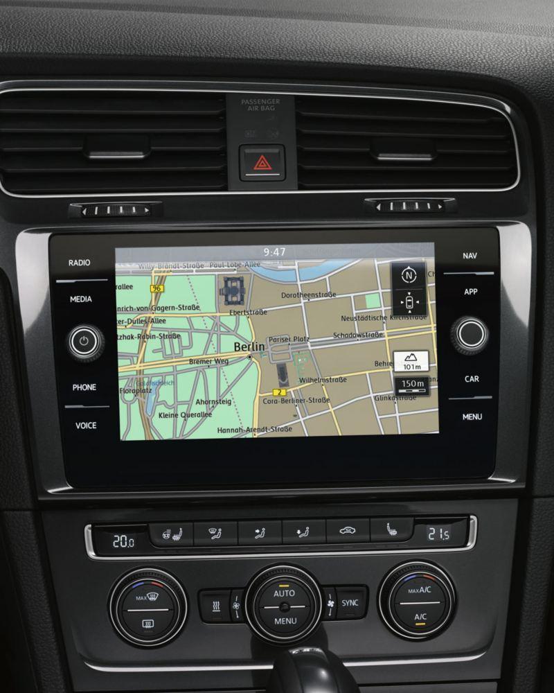 Volkswagen Golf Variant Tecnología Discover Media