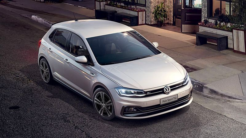 Volkswagen Polo TGI Sport