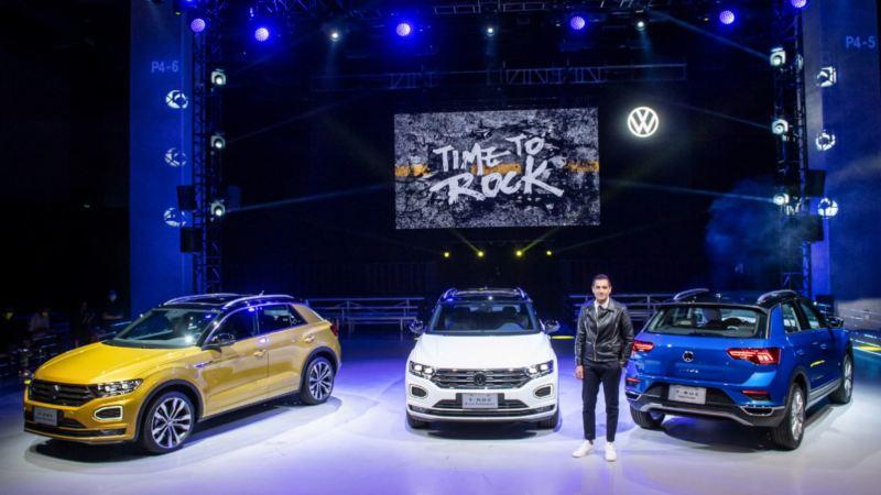 Volkswagen The T-Roc