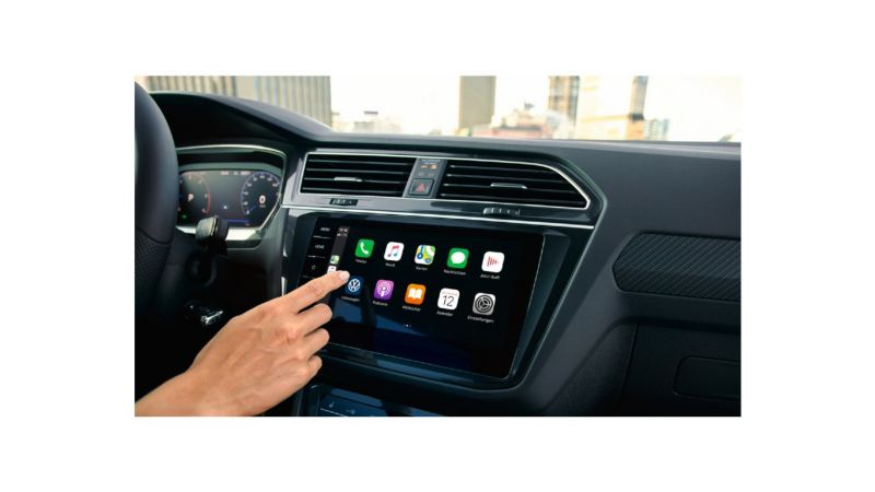 Discover Pro 9.2吋MIB 3多媒體鏡面觸控主機