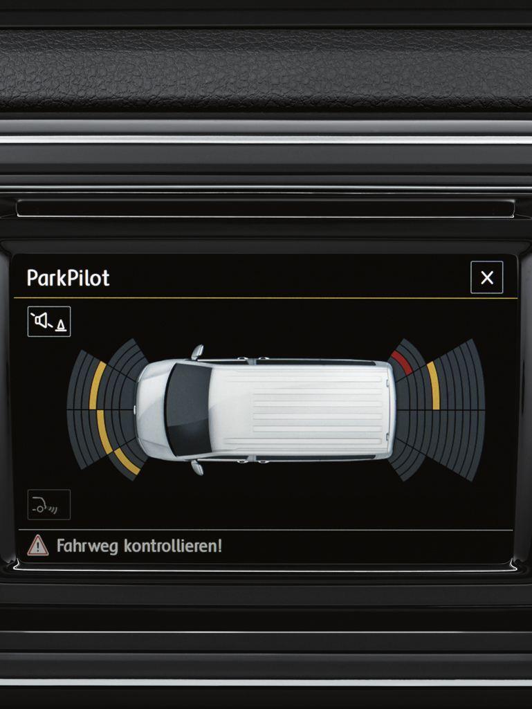 piloto de aparcamiento