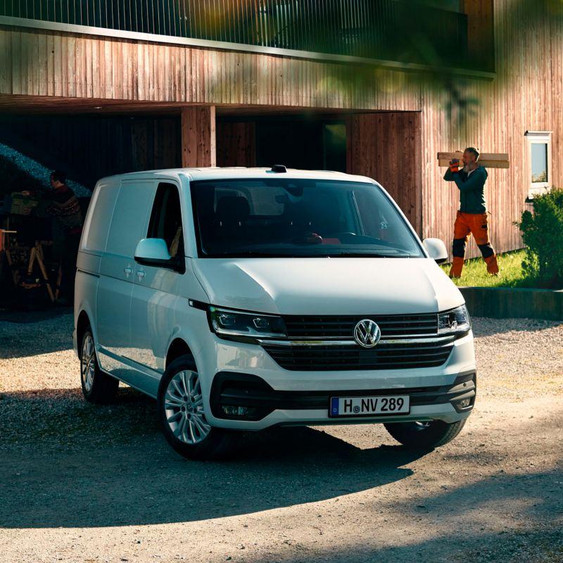 volkswagen transporter 6.1 financiacion
