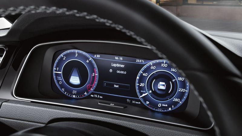 Volkswagen Golf Variant Tecnología Digital Cockpit