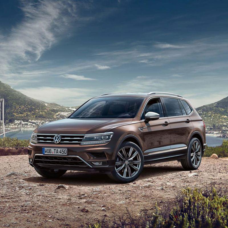 Volkswagen Tiguan Allspace Promociones