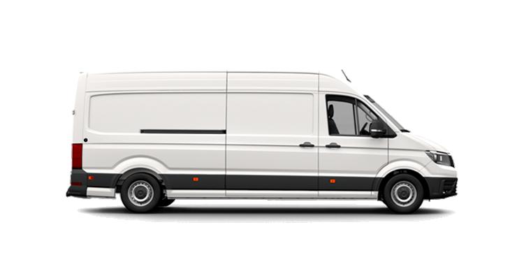 Voklswagen Crafter L