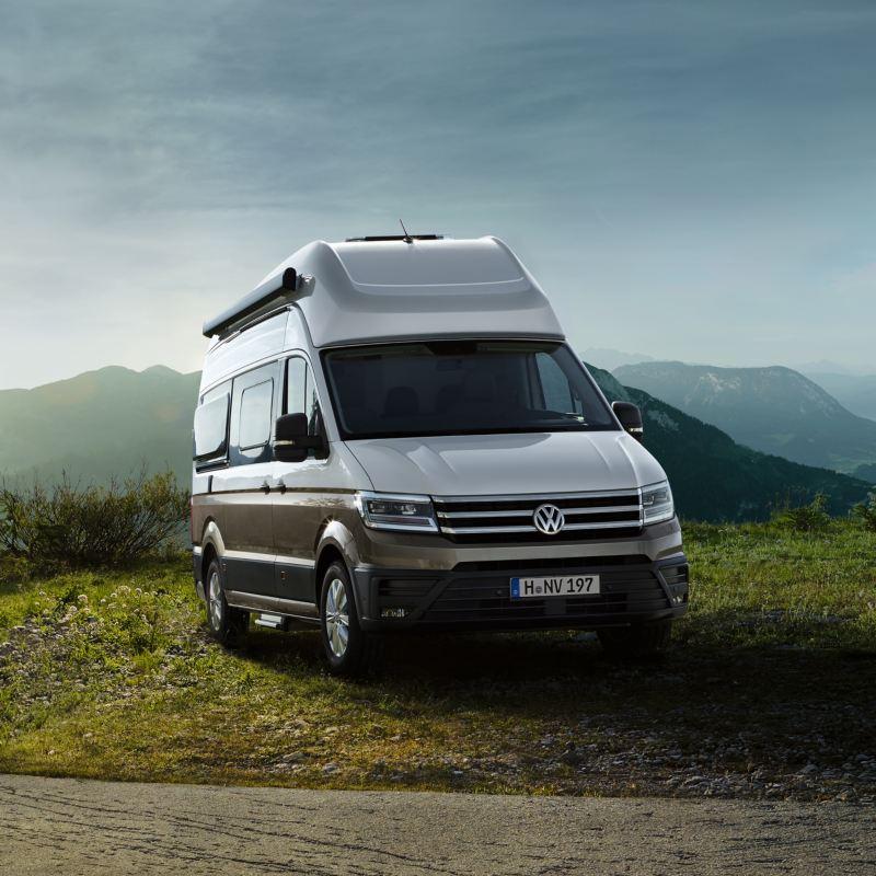 Volkswagen comerciales Grand California promociones