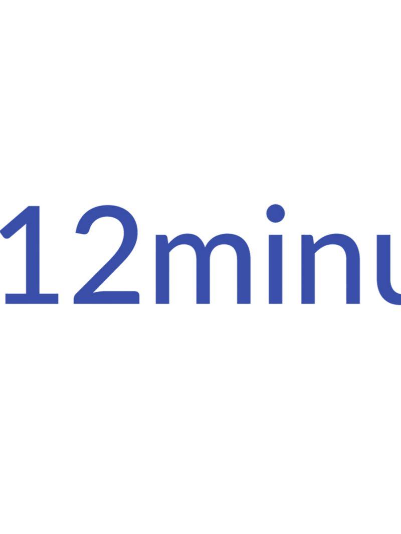 12 minutos
