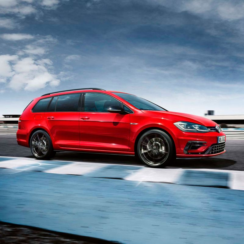 Volkswagen Golf Variant promociones