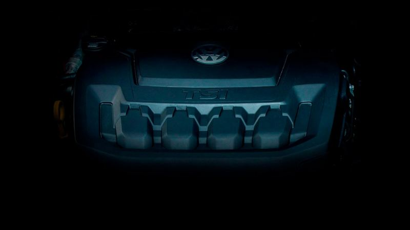 Motor de gasolina TSI del Volkswagen Passat GTE