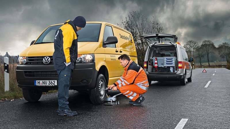 Assistance routière gratuite