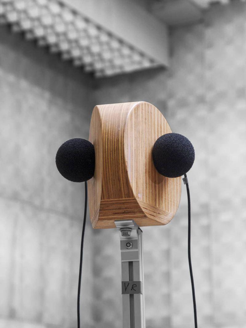 Simulering av stereoljud.