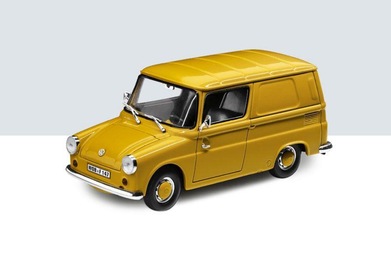 Modellino Volkswagen Fridolin