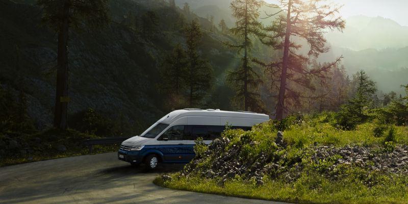Volkswagen comerciales Grand California Conducción 4Motion