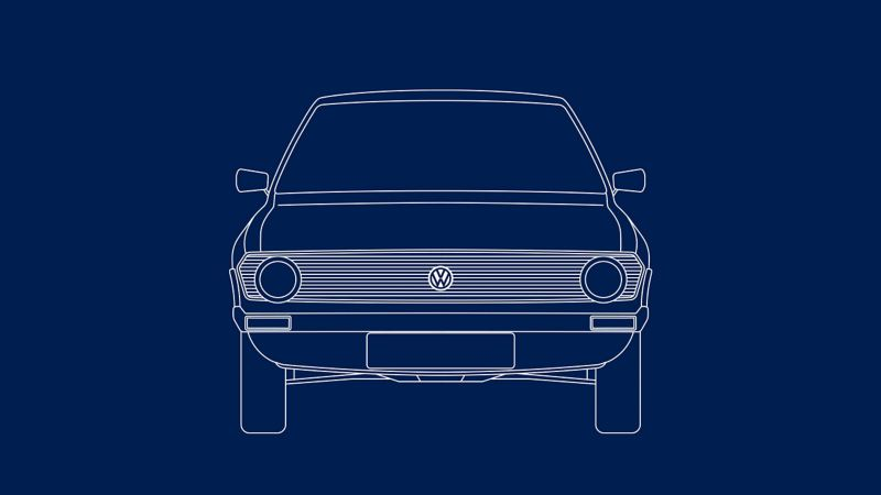 The VW Polo 1 (Type 86) – Volkswagen older models