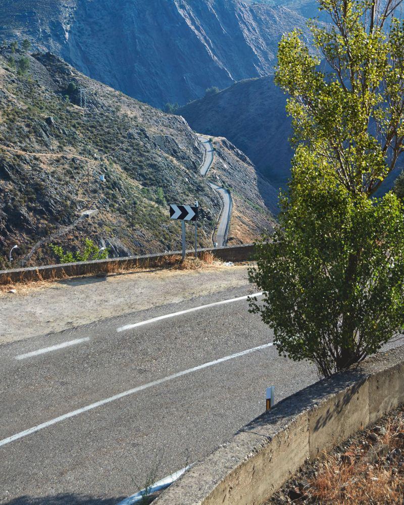 Skrotade bilar på hög