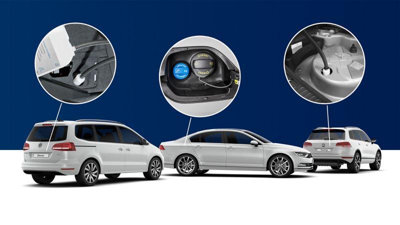 AdBlue technology Volkswagen