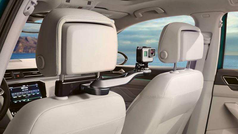 Volkswagen GoPro® holder – Volkswagen Accessories