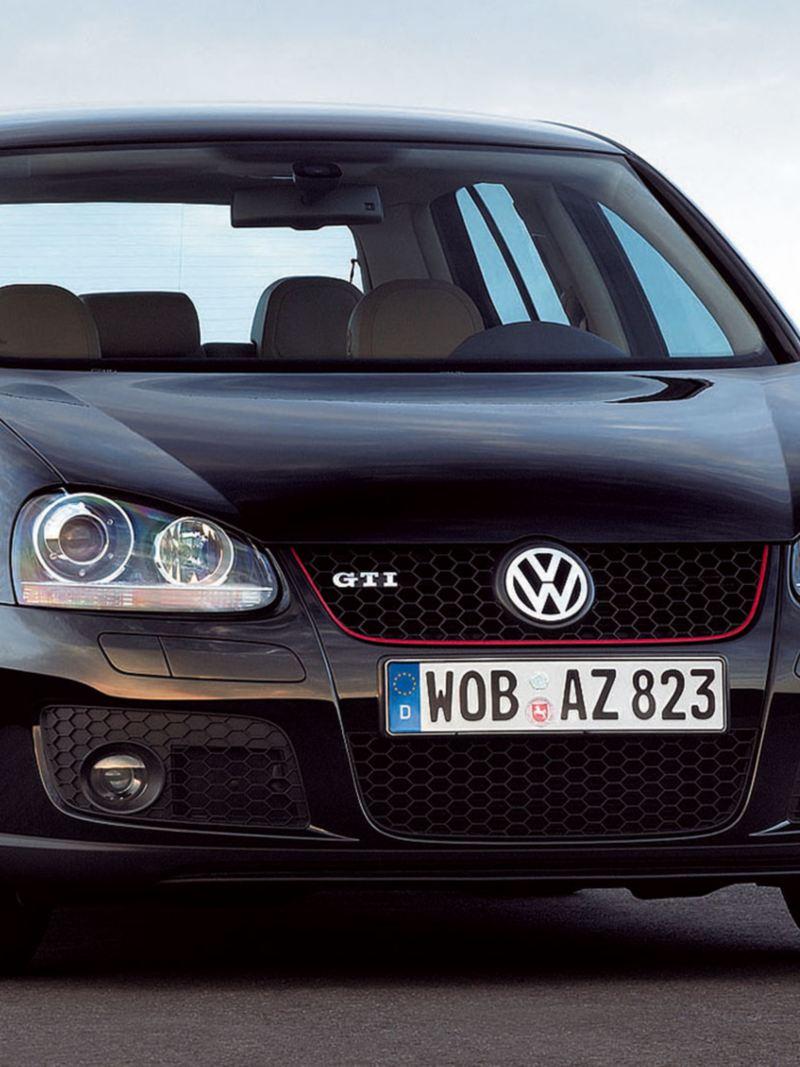 Volkswagen Golf GTI 5 nera