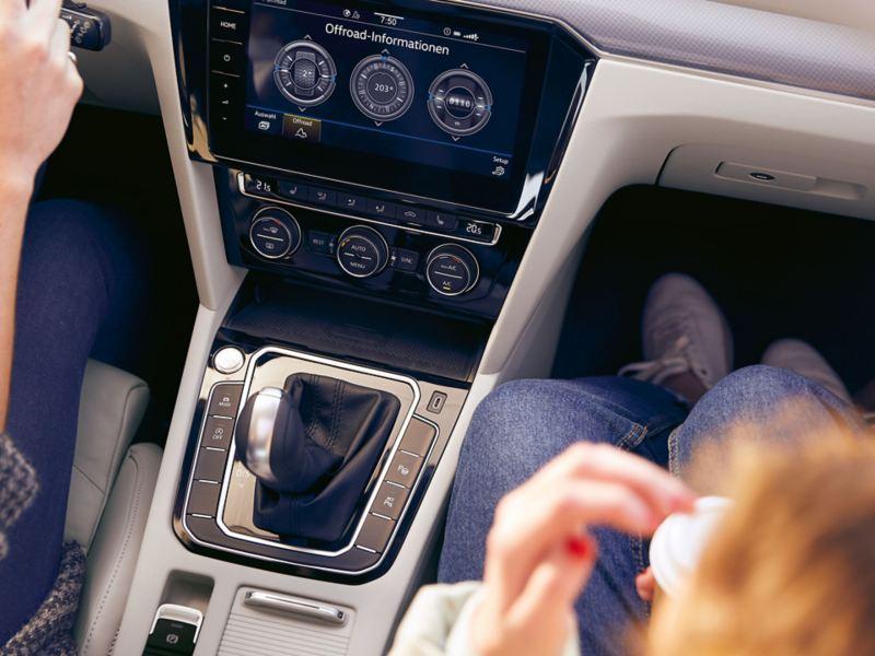 Interieur du vehicule