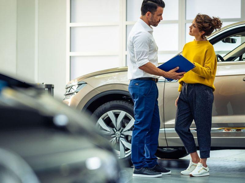 Volkswagen檢查項目