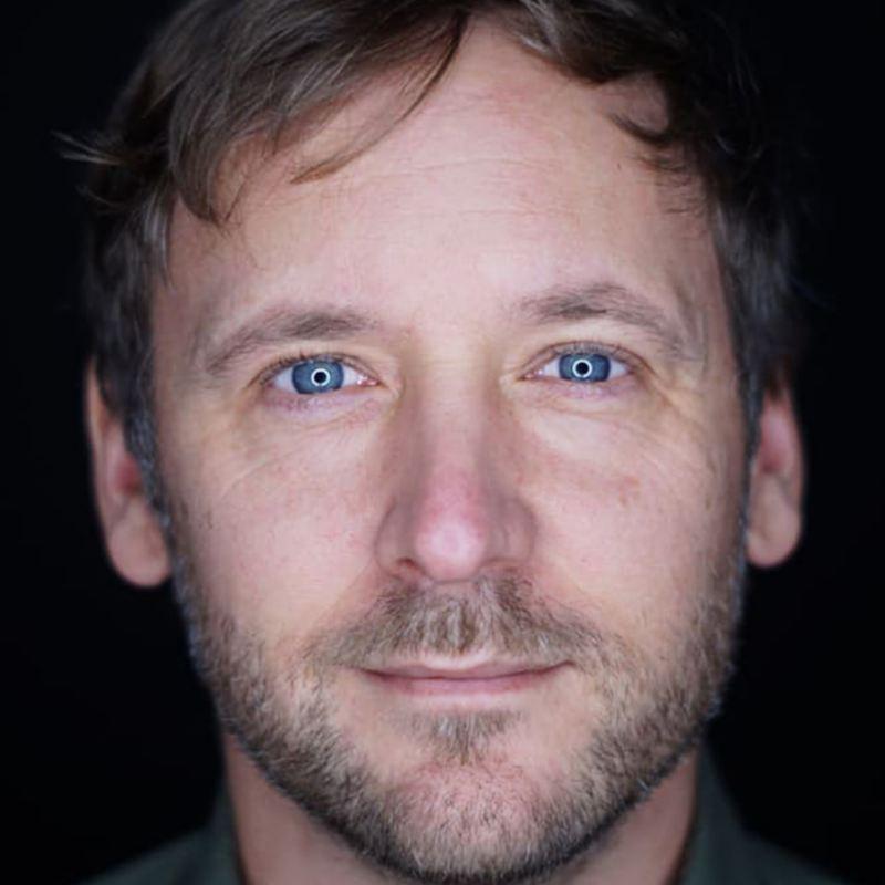 Ein Porträt des Reisebloggers und Amarok Fahrers Michael Schwarz.