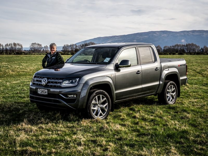 The country Amarok