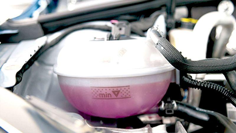 エンジンの温度を正常に保つために