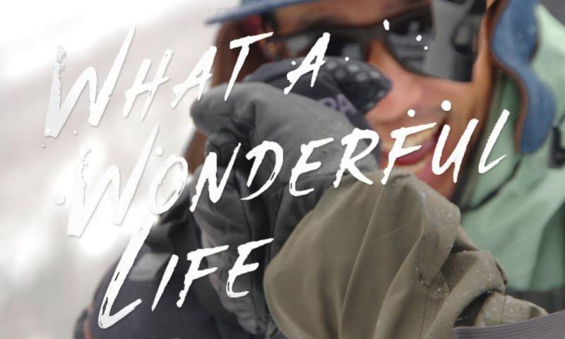 【小番直人】×【Jazzy Sport 】スノーサーフィンセッション   What A Wonderful Life Vol.2