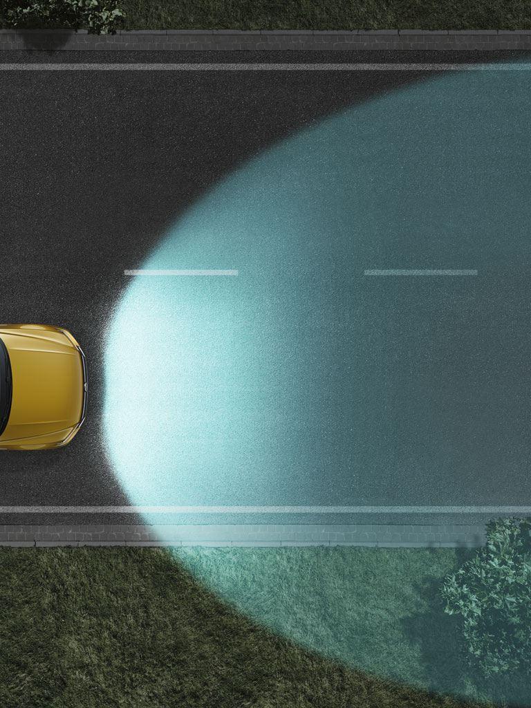 Asistente dinámico de luz del Volkswagen Arteon