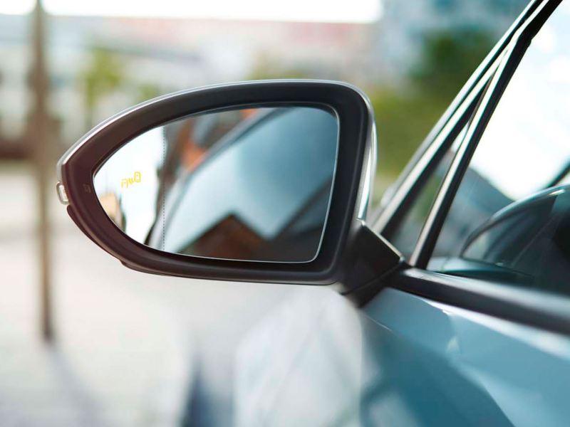 Volkswagen Golf Variant Detector de ángulo muerto