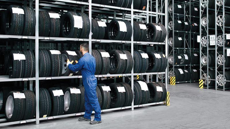 Autobanden van Volkswagen Bedrijfswagens